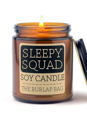 Soy Candle 9 oz Sleepy Squad