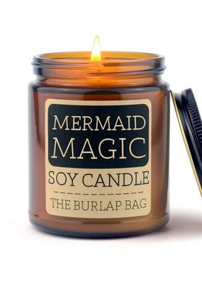 Soy Candle 9 oz Mermaid Magic