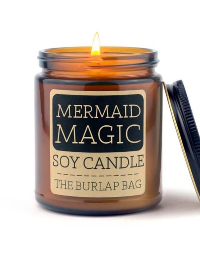 Soy Candle 9 oz Mermaid Magic