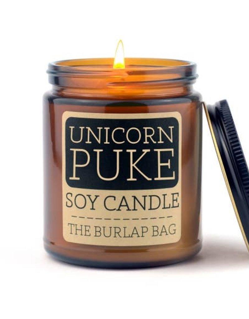 Soy Candle 9 oz Unicorn Puke