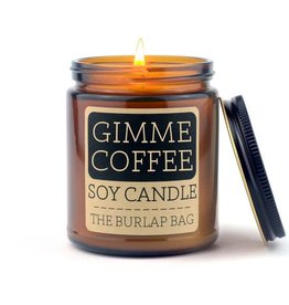 Soy Candle 9 oz Gimme Coffee