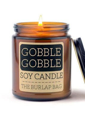 Soy Candle 9 oz Gobble Gobble