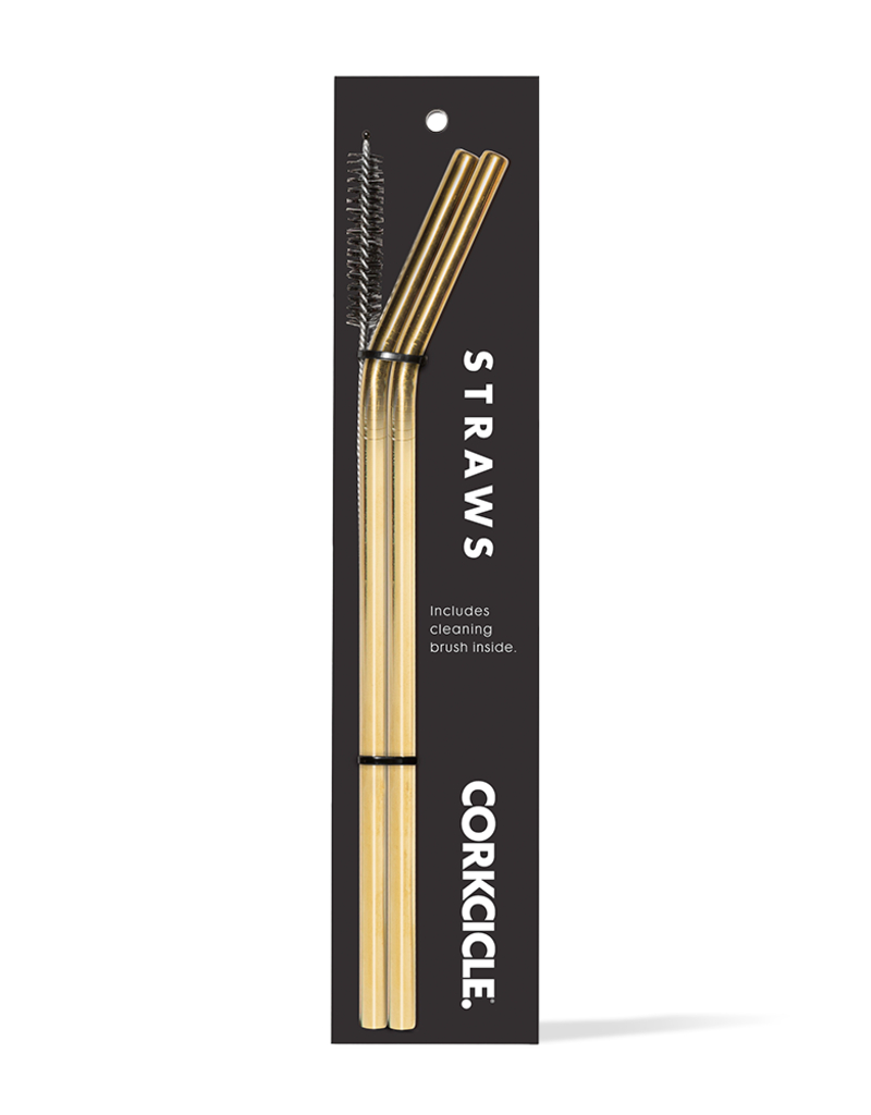 Corkcicle Metal Straw