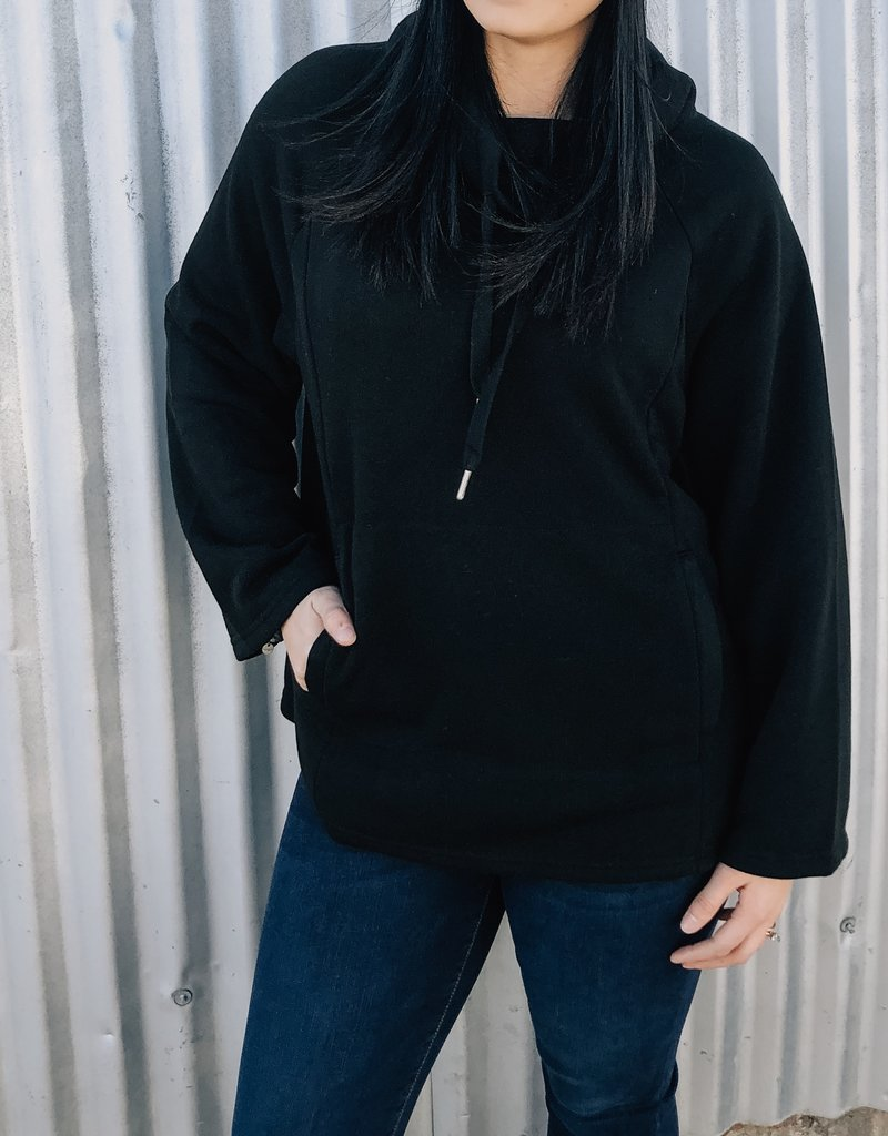 Z Supply The Jordyn Loft Fleece Pullover