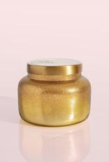 Capri Blue Glittered Ombre Signature Jar