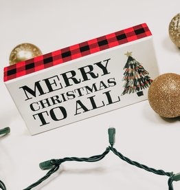 Merry Christmas To All Sign
