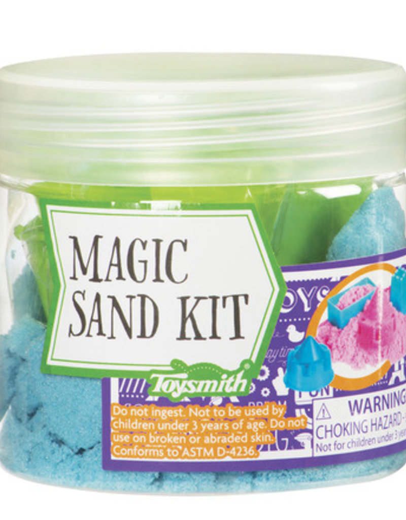 Toysmith Magic Sand Set