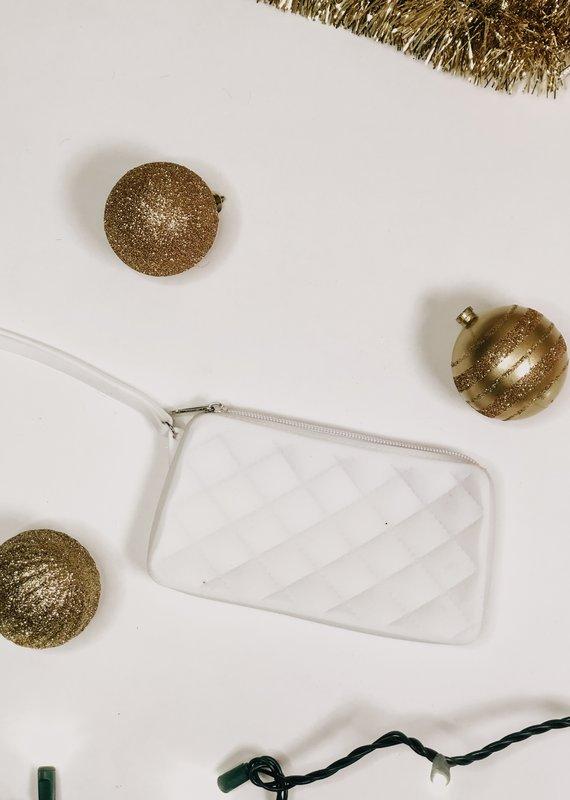 American Jewel LLC White Gummy Bag