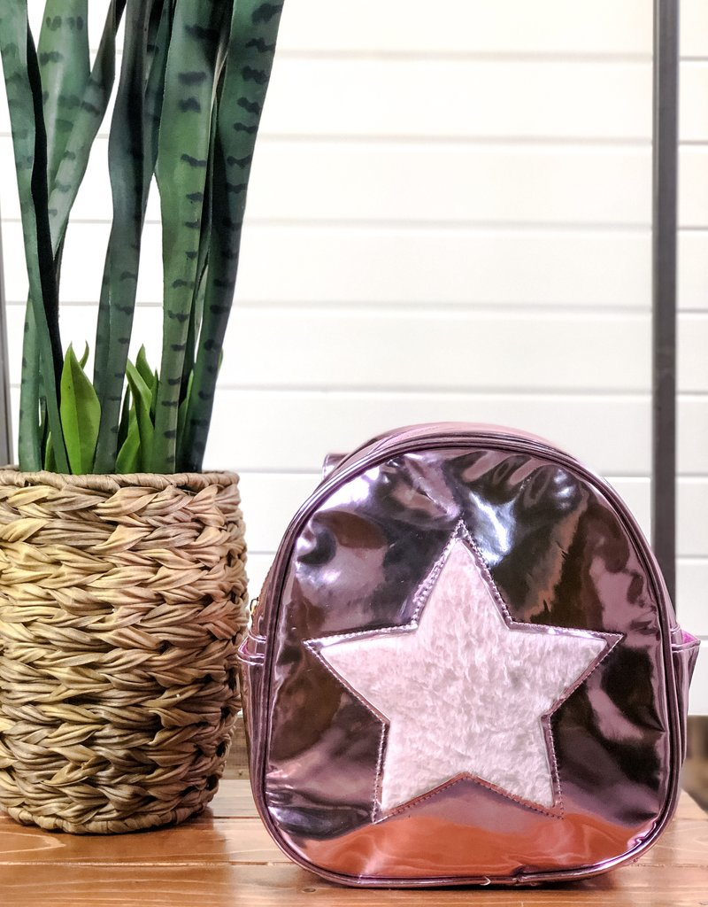 Disco Vibe Star Backpack