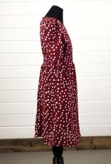 509 Broadway Retro Dot Girls Dress