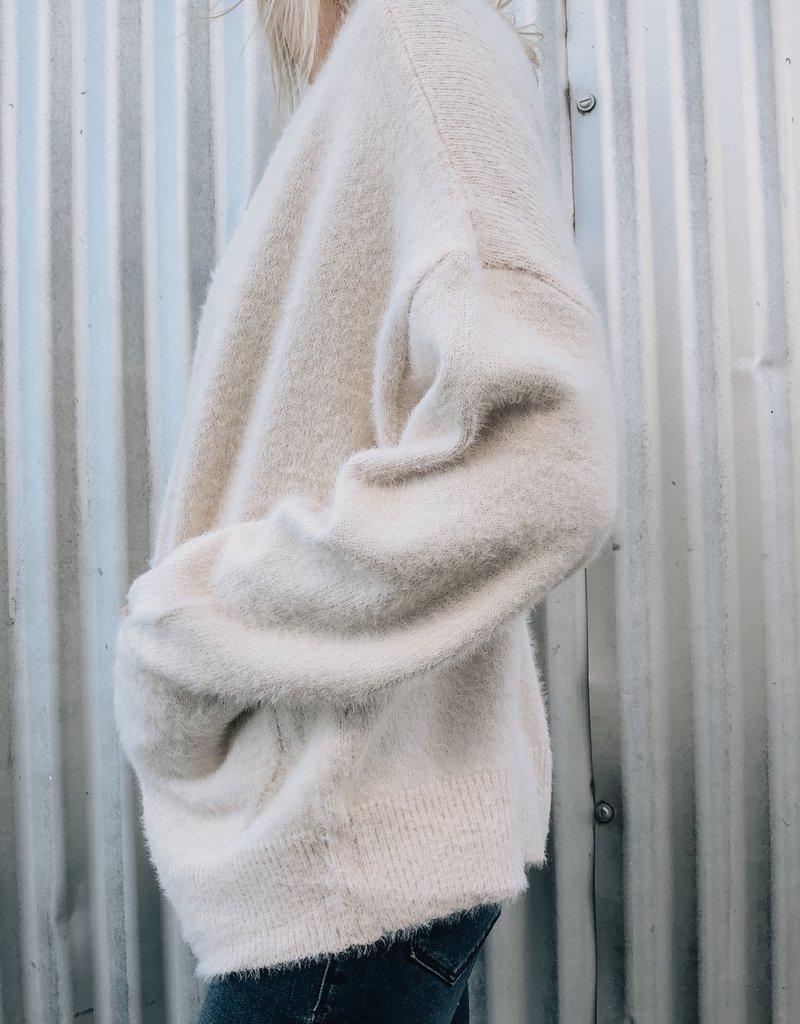 Basic Sweater Cardigan