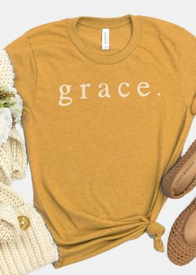 509 Broadway Grace Graphic Tee
