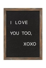 12x16 Letter Board