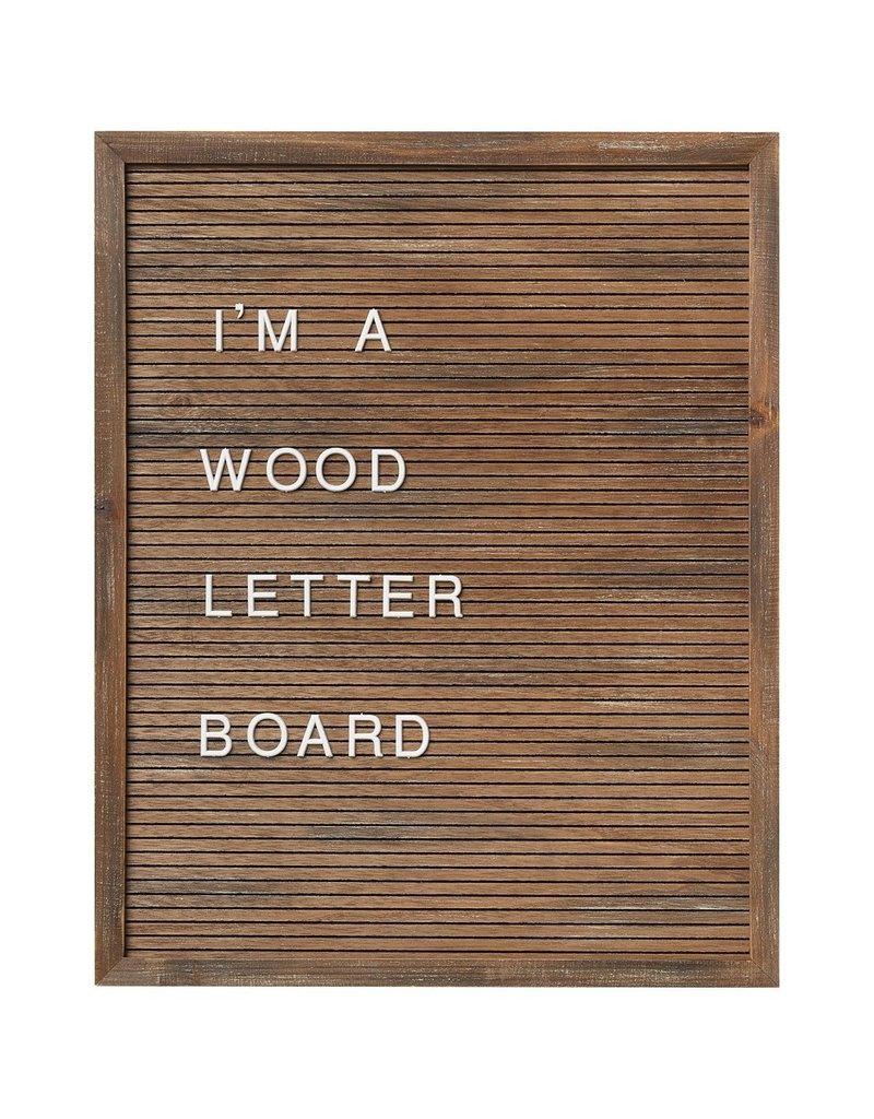 16x20 Letter Board