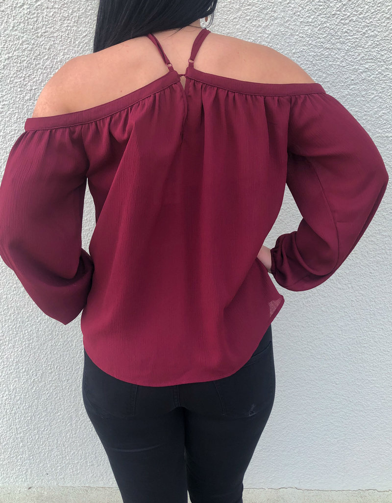 Solid OTS Strap Detail Top
