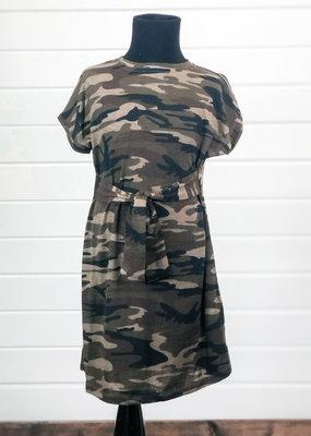 Girls Camo Dress