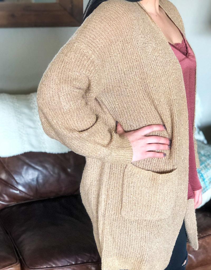 509 Broadway Pocket Sweater Cardigan
