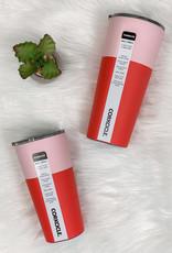 16 oz Corkcicle Color Block Tumbler
