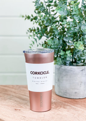 Corkcicle Corkcicle 16 oz Metallic Tumbler
