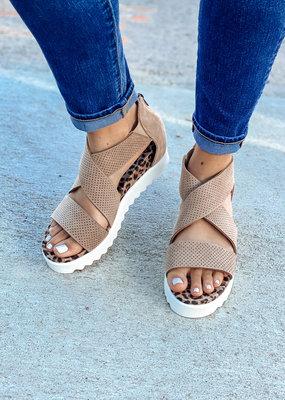 Very G Ace Platform Sandal
