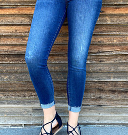 Connie High Rise Ankle Skinny |Pose|