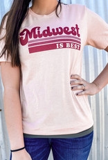 509 Broadway Midwest Is Best Tee