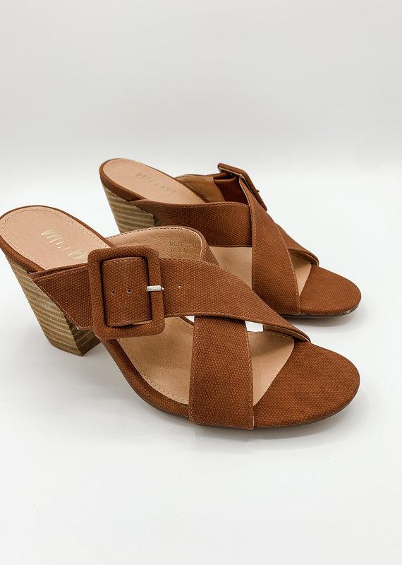 Vanessa Criss Cross Heel