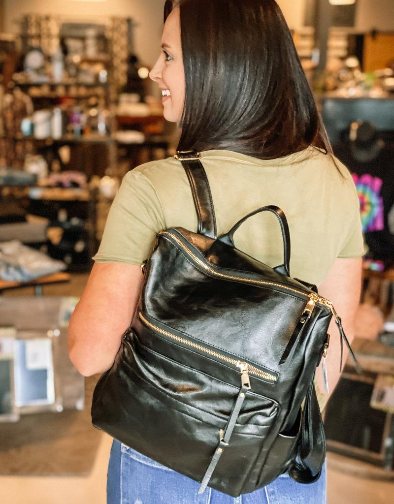 Julia Convertible Backpack