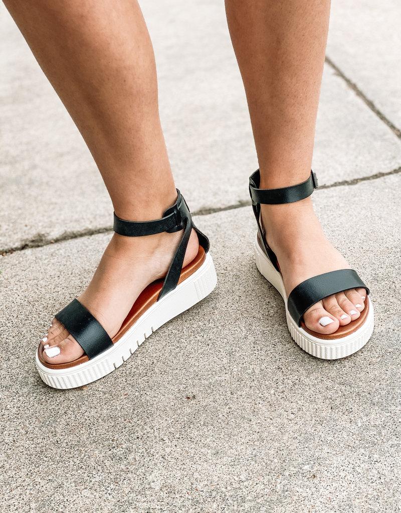 MIA Lunna Platform Sandal