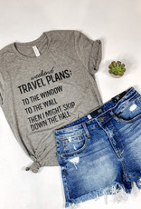 509 Broadway Weekend Travel Plans Tee