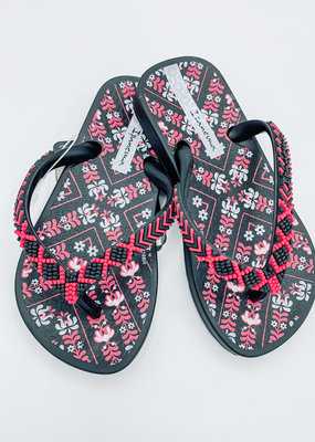Girls Beaded Sandal