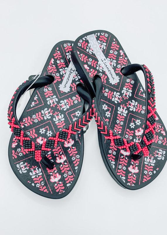 Girls Beaded Sandal