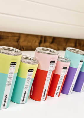 Corkcicle Color Block Tumbler