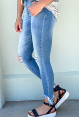 Landree High Rise Ankle Skinny
