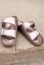 509 Broadway Jasmine Double Strap Sandal