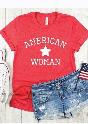 509 Broadway American Women Tee