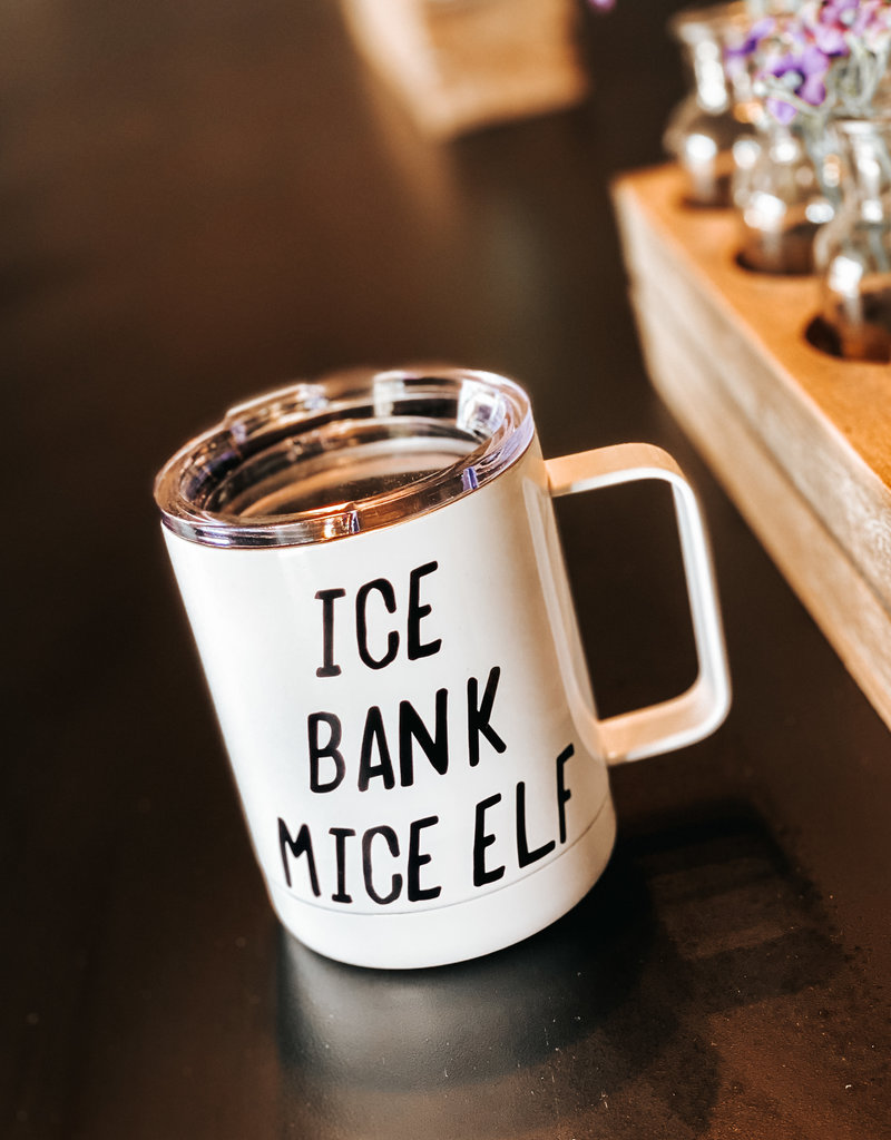 509 Broadway Ice Bank Mice Elf Mug