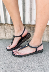 Ipanema Plush Dots Wedge Sandal