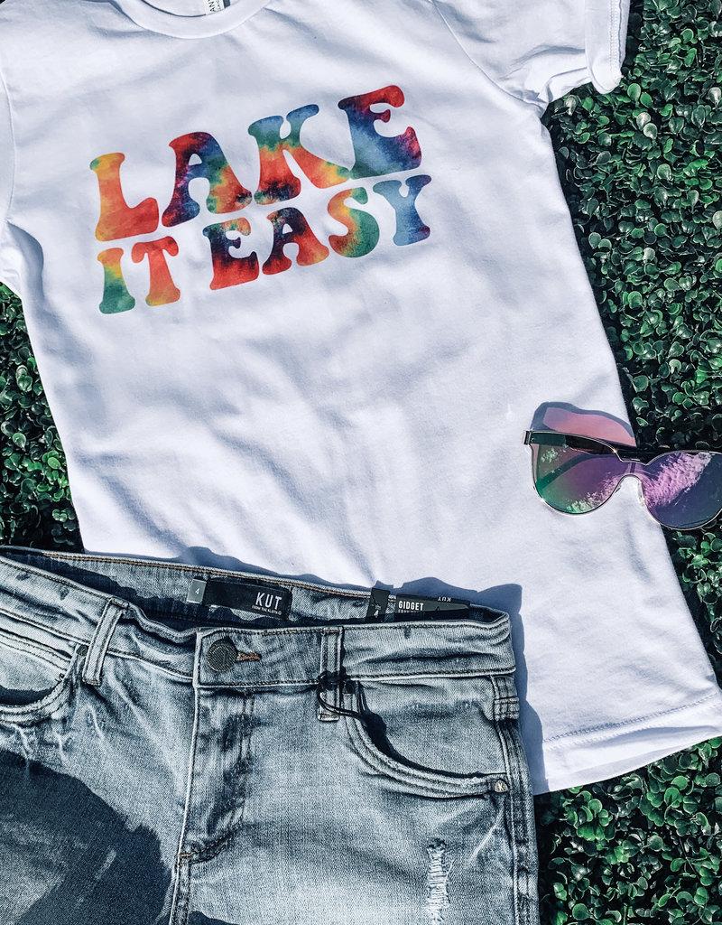509 Broadway Lake It Easy Tee