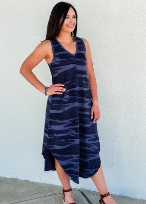 Z Supply The Camo Reverie Dress