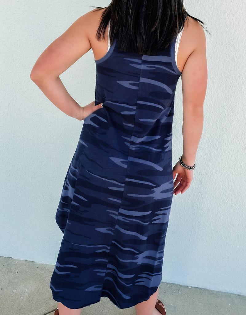 509 Broadway The Camo Reverie Dress
