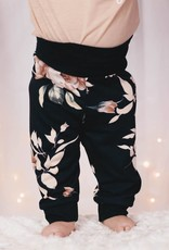 509 Broadway Serena Floral Baby Joggers