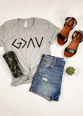 God is Greater Tee