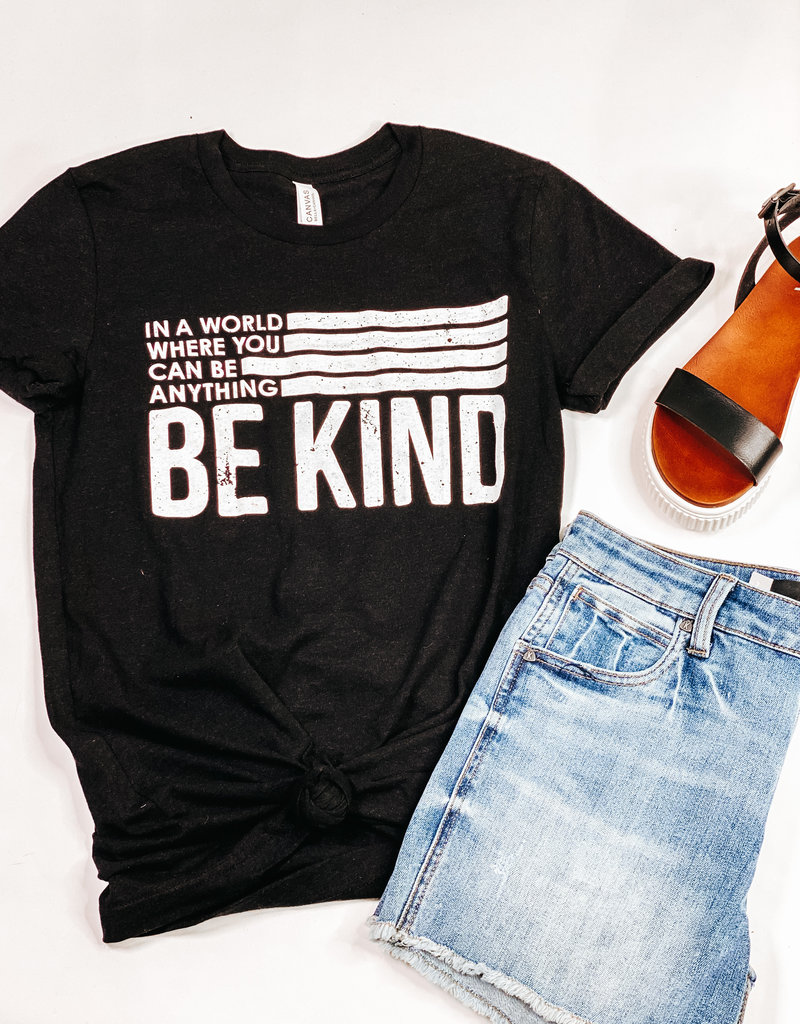 509 Broadway Retro Be Kind Tee