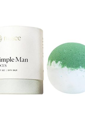 509 Broadway Simple Man Bath Bomb