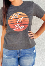 509 Broadway Let It Be Graphic Tee