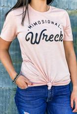 Mimosional Wreck Tee