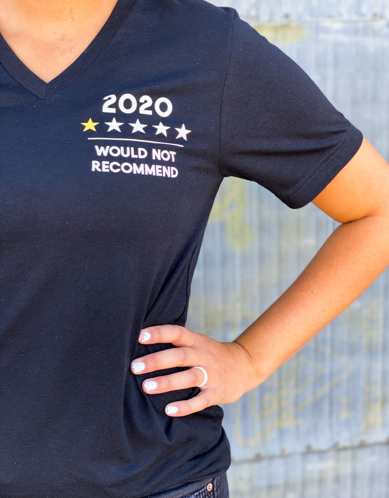 2020 Not Recommend Tee