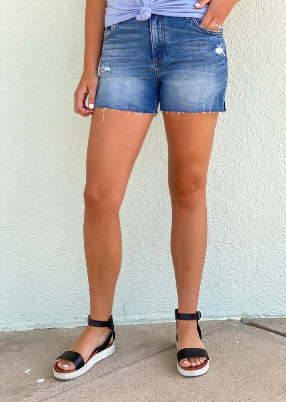 KUT From The Kloth Gidget High Rise Short |Accuracy|