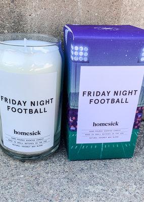 509 Broadway Friday Night Football Candle